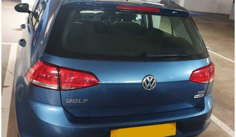 2017 Volkswagen Golf full